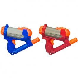 Nerf Super Soaker Hydro Fury Set 2 Pistolas de Agua