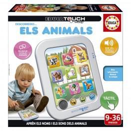 TOUCH BABY DESCOBREIX ELS ANIMALS