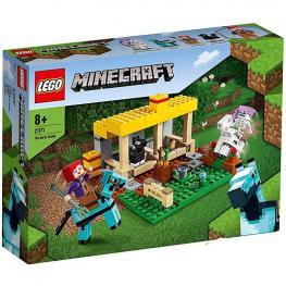 Lego Minecraft - El Establo de los Caballos