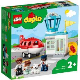 Lego Duplo - Avión y Aeropuerto