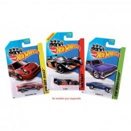 Hot Wheels Vehiculos.
