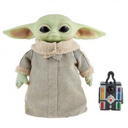 Star Wars Baby Yoda The con Movimientos