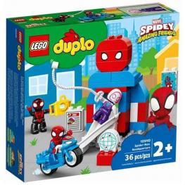 Lego Duplo - Cuartel General de Spiderman