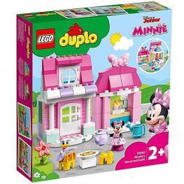 Lego Duplo - Casa y Cafetería de Minnie