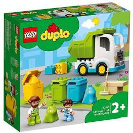 Lego Duplo - Camión de Residuos y Reciclaje