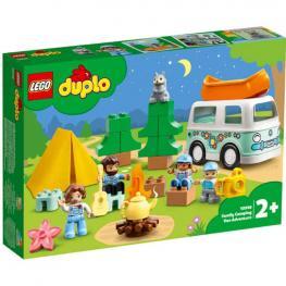 Lego Duplo - Aventura en la Autocaravana Familiar