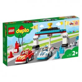 Lego Duplo - Coches de Carreras