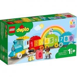 Lego Duplo - Tren de los Números Aprende a Contar