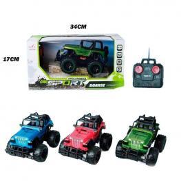 Jeep 4X4 1:18 Radio Control