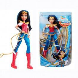 Super Hero Girls - Muñeca Wonder Woman