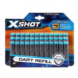 Pistola Zuru X-Shot Recambio 36 Dardos