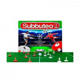 SUBBUTEO UEFA CHAMPIOS LEAGUE PLAYSET