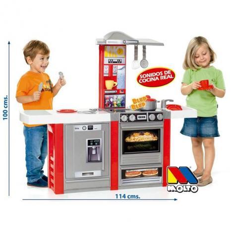 Comprar cocina electronica 2 modulos de molto kidylusion - Medidas modulos cocina ...