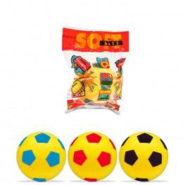 SOFT FOOT-BALL PELOTA 200 PENTAGONOS