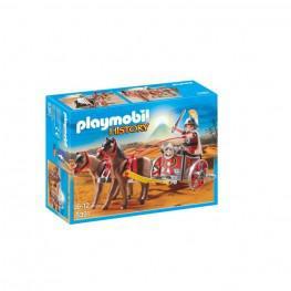 Playmobil Cuadriga Romana.