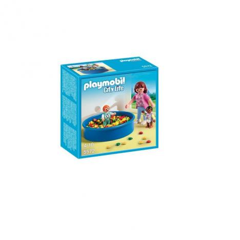 Comprar playmobil piscina de bolas de playmobil kidylusion for Piscina de bolas amazon