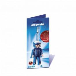 Playmobil - Llavero Policia.