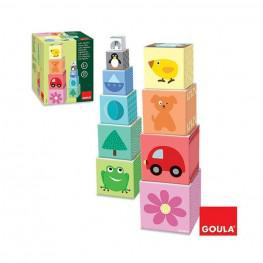 CUBOS APILABLES 1-10