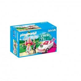 Playmobil Fiesta De Boda.