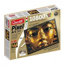 Set De Arte Pixel - Tutankhamon.