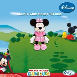 Minnie  Club House 43cm.