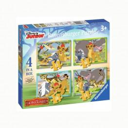 PUZZLE 4 IN A BOX THE LION GUARD