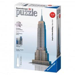 PUZZLE 3D EMPIRE STATE DUILDING 45 CM. 216 PIEZAS