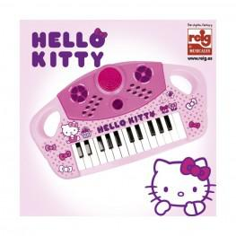 HELLO KITTY ORGANO ELECTRONICO 25 TECLAS