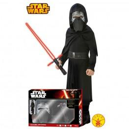 Disfraz Kylo Ren Star Wars + Sable Talla L.