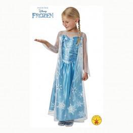 Disfraz Elsa Clásico Talla XL.