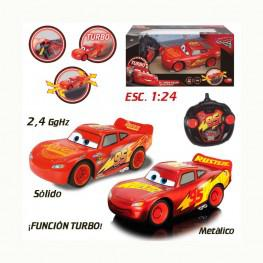 CARS 3 R/C 1:24 RAYO MCQUEEN SURTIDO