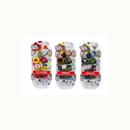 TECH DECK 4 PACK -MONOPATIN DEDO- SURTIDO