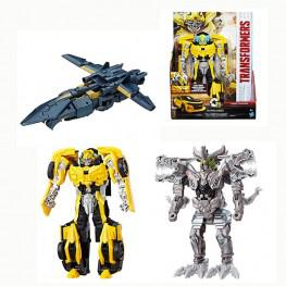 TRANSFORMERS 5 - ARMOR UP TURBO CHANGER SURTIDO