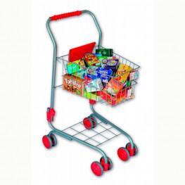 Carro Supermercado con Accesorios