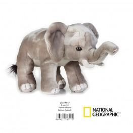 National Geographic - Elefante Africano Mediano.