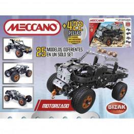Meccano 25 4x4 Truck.