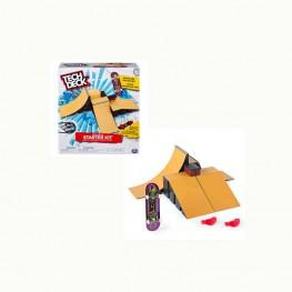 TECH DECK STARTER KIT -MONOPATIN DEDO-