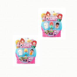 OOSHIES DISNEY PACK 4 PERSONAJES