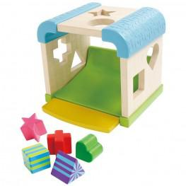Cubo con Formas