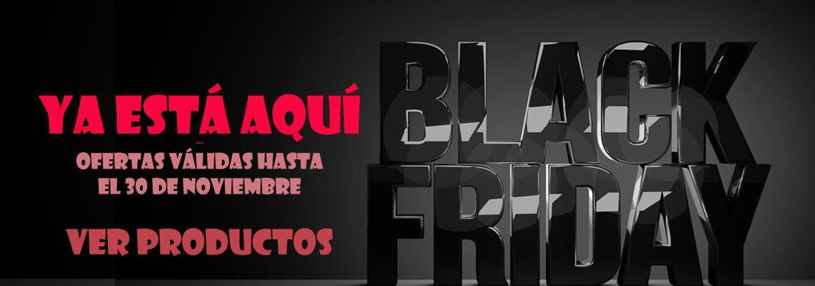 Grandes descuentos Black Friday 2020